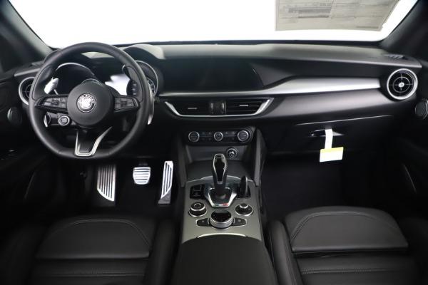 New 2020 Alfa Romeo Stelvio Ti Sport Q4 for sale $55,995 at Alfa Romeo of Westport in Westport CT 06880 16