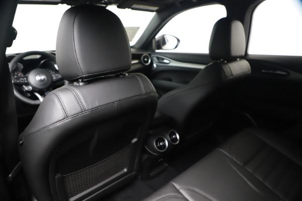 New 2020 Alfa Romeo Stelvio Ti Sport Q4 for sale $55,995 at Alfa Romeo of Westport in Westport CT 06880 20