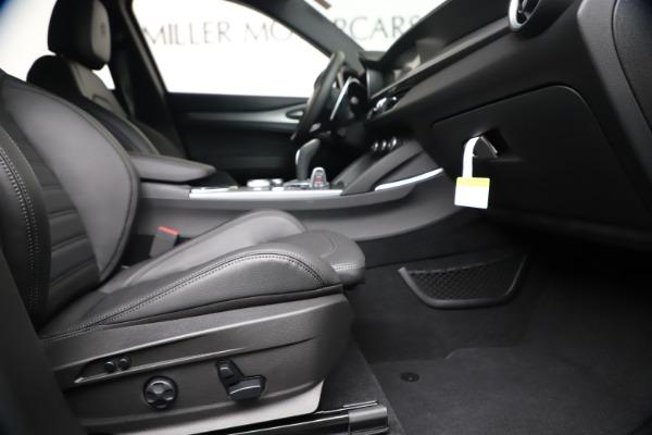 New 2020 Alfa Romeo Stelvio Ti Sport Q4 for sale $55,995 at Alfa Romeo of Westport in Westport CT 06880 23