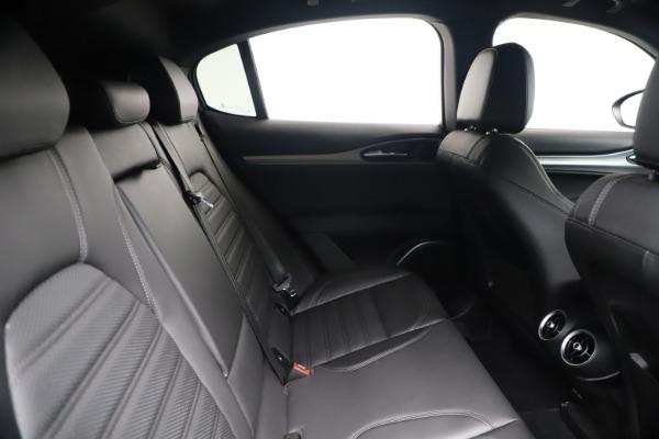 New 2020 Alfa Romeo Stelvio Ti Sport Q4 for sale $55,995 at Alfa Romeo of Westport in Westport CT 06880 27