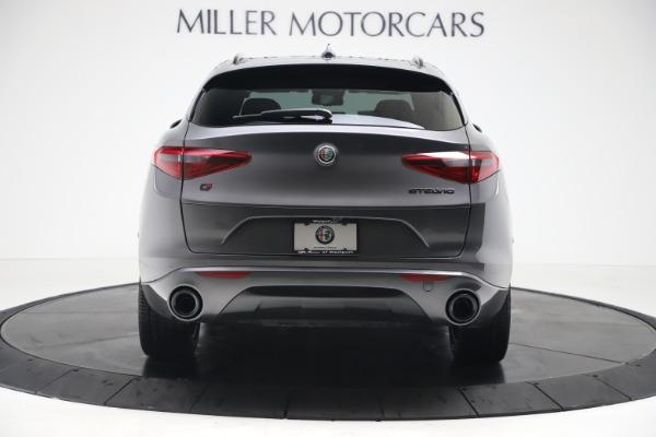 New 2020 Alfa Romeo Stelvio Ti Sport Q4 for sale $55,995 at Alfa Romeo of Westport in Westport CT 06880 6