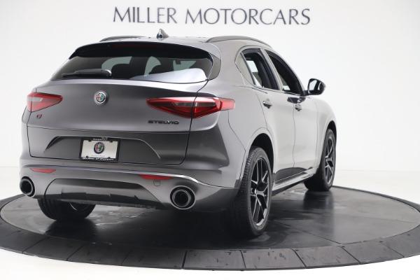 New 2020 Alfa Romeo Stelvio Ti Sport Q4 for sale $55,995 at Alfa Romeo of Westport in Westport CT 06880 7