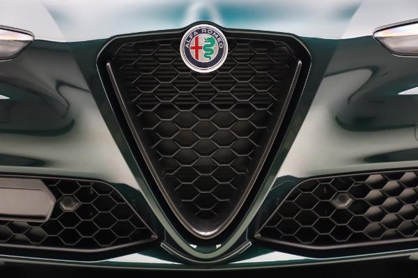 New 2020 Alfa Romeo Giulia Ti Q4 for sale Sold at Alfa Romeo of Westport in Westport CT 06880 28