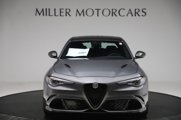 New 2020 Alfa Romeo Giulia Quadrifoglio for sale $87,445 at Alfa Romeo of Westport in Westport CT 06880 12