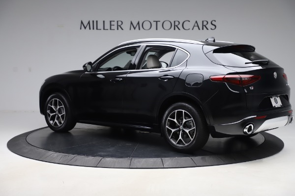 New 2020 Alfa Romeo Stelvio Ti Q4 for sale Sold at Alfa Romeo of Westport in Westport CT 06880 4