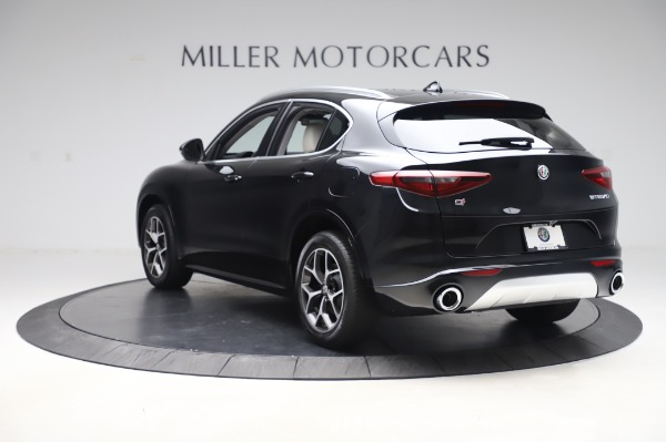 New 2020 Alfa Romeo Stelvio Ti Q4 for sale Sold at Alfa Romeo of Westport in Westport CT 06880 5