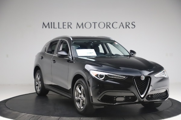 New 2020 Alfa Romeo Stelvio Q4 for sale Sold at Alfa Romeo of Westport in Westport CT 06880 11