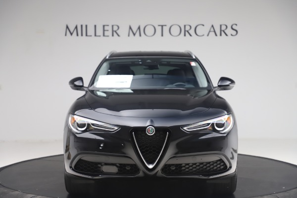 New 2020 Alfa Romeo Stelvio Q4 for sale Sold at Alfa Romeo of Westport in Westport CT 06880 12