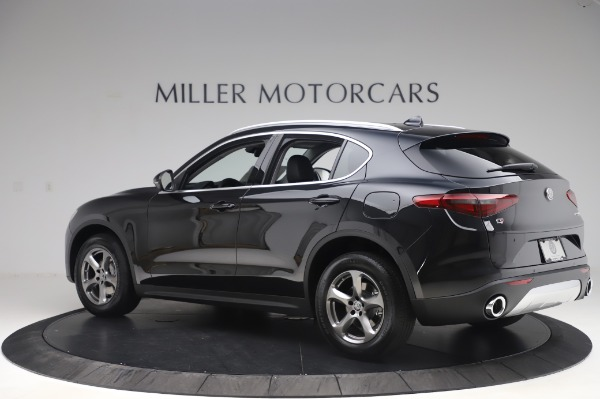 New 2020 Alfa Romeo Stelvio Q4 for sale Sold at Alfa Romeo of Westport in Westport CT 06880 4