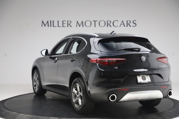 New 2020 Alfa Romeo Stelvio Q4 for sale Sold at Alfa Romeo of Westport in Westport CT 06880 5