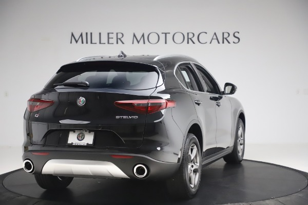 New 2020 Alfa Romeo Stelvio Q4 for sale Sold at Alfa Romeo of Westport in Westport CT 06880 7