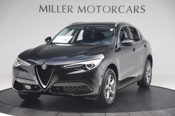 New 2020 Alfa Romeo Stelvio Q4 for sale Sold at Alfa Romeo of Westport in Westport CT 06880 1