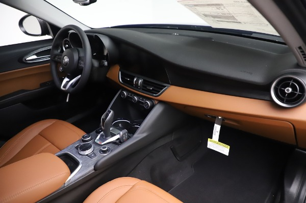 New 2020 Alfa Romeo Giulia Q4 for sale Sold at Alfa Romeo of Westport in Westport CT 06880 24