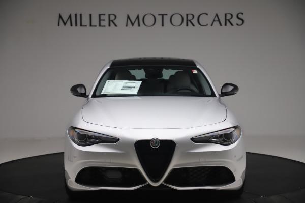 New 2020 Alfa Romeo Giulia Sport Q4 for sale $48,795 at Alfa Romeo of Westport in Westport CT 06880 12