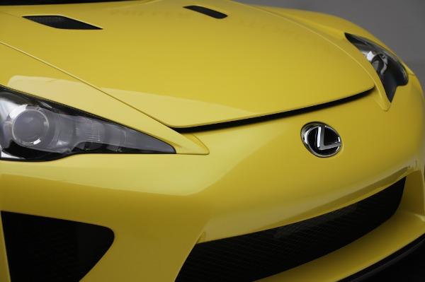 Used 2012 Lexus LFA for sale $509,900 at Alfa Romeo of Westport in Westport CT 06880 24