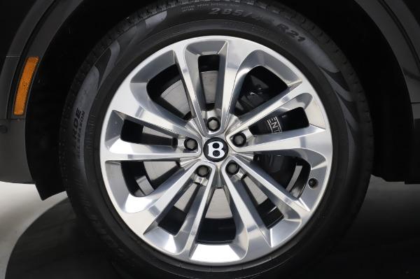 Used 2017 Bentley Bentayga W12 for sale $138,900 at Alfa Romeo of Westport in Westport CT 06880 15