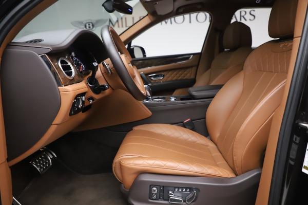Used 2017 Bentley Bentayga W12 for sale $138,900 at Alfa Romeo of Westport in Westport CT 06880 18