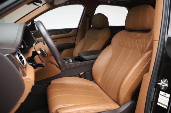 Used 2017 Bentley Bentayga W12 for sale $138,900 at Alfa Romeo of Westport in Westport CT 06880 19