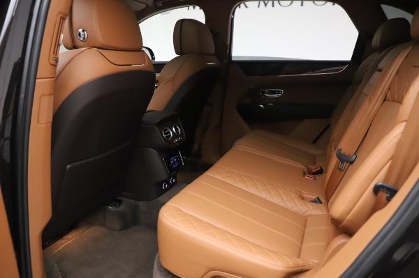 Used 2017 Bentley Bentayga W12 for sale $138,900 at Alfa Romeo of Westport in Westport CT 06880 20