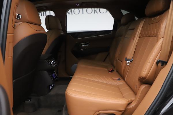 Used 2017 Bentley Bentayga W12 for sale $138,900 at Alfa Romeo of Westport in Westport CT 06880 22