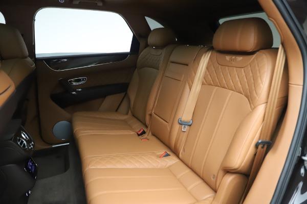 Used 2017 Bentley Bentayga W12 for sale $138,900 at Alfa Romeo of Westport in Westport CT 06880 23