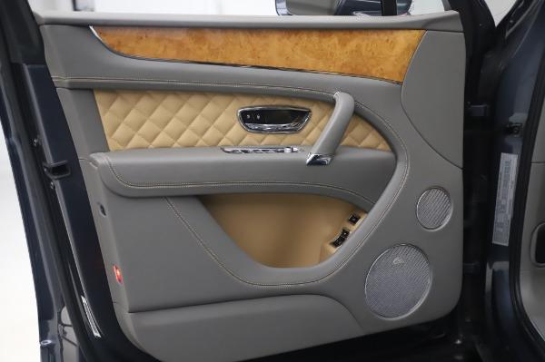 Used 2017 Bentley Bentayga W12 for sale Sold at Alfa Romeo of Westport in Westport CT 06880 15