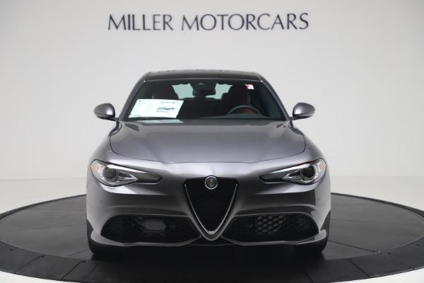 New 2020 Alfa Romeo Giulia Ti Sport Q4 for sale $55,695 at Alfa Romeo of Westport in Westport CT 06880 12