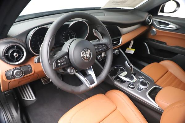 New 2020 Alfa Romeo Giulia Ti Sport Q4 for sale $55,695 at Alfa Romeo of Westport in Westport CT 06880 13