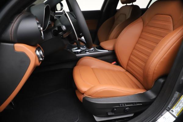 New 2020 Alfa Romeo Giulia Ti Sport Q4 for sale $55,695 at Alfa Romeo of Westport in Westport CT 06880 14