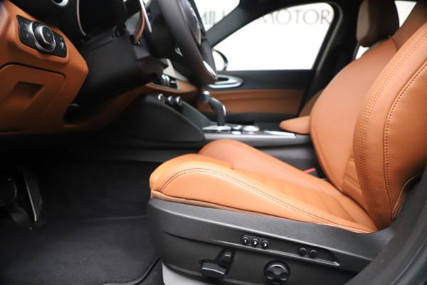 New 2020 Alfa Romeo Giulia Ti Sport Q4 for sale $55,695 at Alfa Romeo of Westport in Westport CT 06880 15