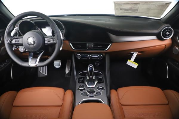 New 2020 Alfa Romeo Giulia Ti Sport Q4 for sale $55,695 at Alfa Romeo of Westport in Westport CT 06880 16