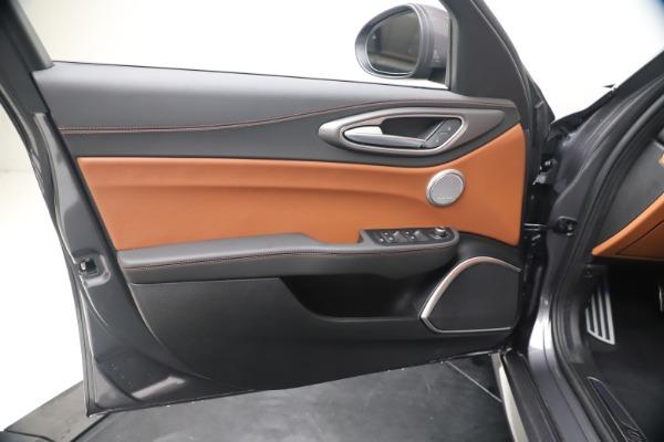 New 2020 Alfa Romeo Giulia Ti Sport Q4 for sale $55,695 at Alfa Romeo of Westport in Westport CT 06880 17