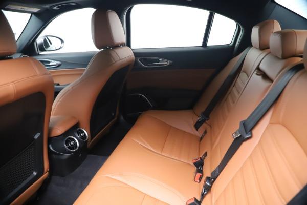 New 2020 Alfa Romeo Giulia Ti Sport Q4 for sale $55,695 at Alfa Romeo of Westport in Westport CT 06880 19