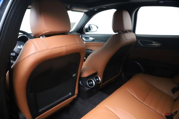 New 2020 Alfa Romeo Giulia Ti Sport Q4 for sale $55,695 at Alfa Romeo of Westport in Westport CT 06880 20