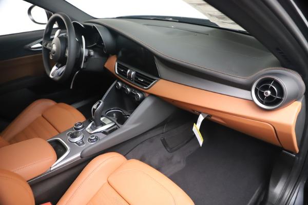 New 2020 Alfa Romeo Giulia Ti Sport Q4 for sale $55,695 at Alfa Romeo of Westport in Westport CT 06880 22