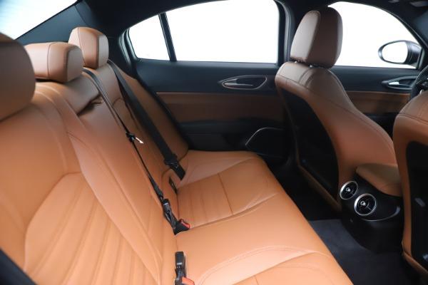 New 2020 Alfa Romeo Giulia Ti Sport Q4 for sale $55,695 at Alfa Romeo of Westport in Westport CT 06880 27