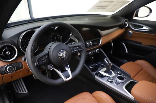 New 2020 Alfa Romeo Giulia Ti Sport Q4 for sale Sold at Alfa Romeo of Westport in Westport CT 06880 13