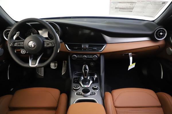 New 2020 Alfa Romeo Giulia Ti Sport Q4 for sale $51,495 at Alfa Romeo of Westport in Westport CT 06880 16