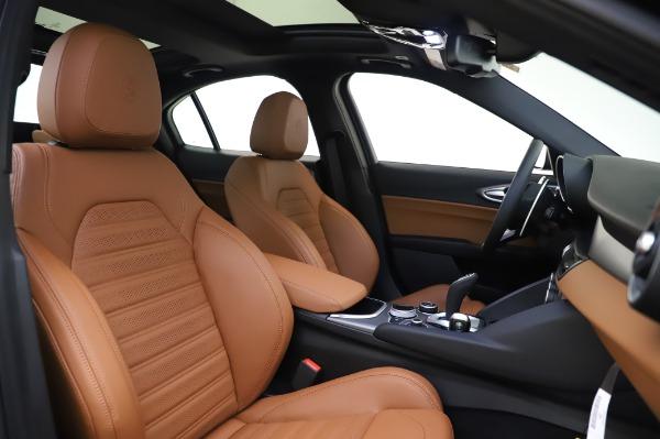 New 2020 Alfa Romeo Giulia Ti Sport Q4 for sale Sold at Alfa Romeo of Westport in Westport CT 06880 22