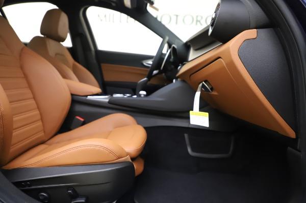 New 2020 Alfa Romeo Giulia Ti Sport Q4 for sale Sold at Alfa Romeo of Westport in Westport CT 06880 23