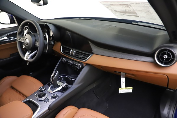 New 2020 Alfa Romeo Giulia Ti Sport Q4 for sale Sold at Alfa Romeo of Westport in Westport CT 06880 24