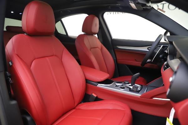 New 2020 Alfa Romeo Stelvio Sport Q4 for sale $50,945 at Alfa Romeo of Westport in Westport CT 06880 18