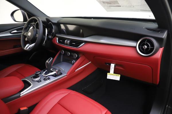 New 2020 Alfa Romeo Stelvio Sport Q4 for sale $50,945 at Alfa Romeo of Westport in Westport CT 06880 19