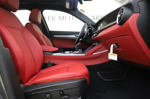 New 2020 Alfa Romeo Stelvio Sport Q4 for sale $50,945 at Alfa Romeo of Westport in Westport CT 06880 20