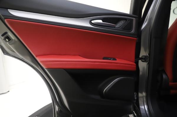 New 2020 Alfa Romeo Stelvio Sport Q4 for sale $50,945 at Alfa Romeo of Westport in Westport CT 06880 25