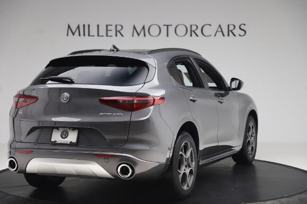 New 2020 Alfa Romeo Stelvio Sport Q4 for sale $50,945 at Alfa Romeo of Westport in Westport CT 06880 7