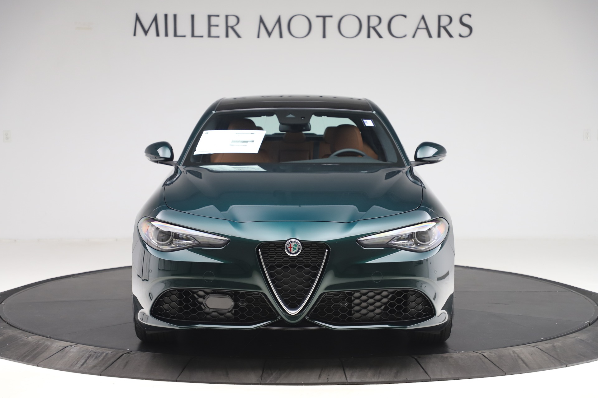 New 2020 Alfa Romeo Giulia Q4 for sale Sold at Alfa Romeo of Westport in Westport CT 06880 1