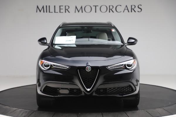 New 2020 Alfa Romeo Stelvio Ti Q4 for sale Sold at Alfa Romeo of Westport in Westport CT 06880 12