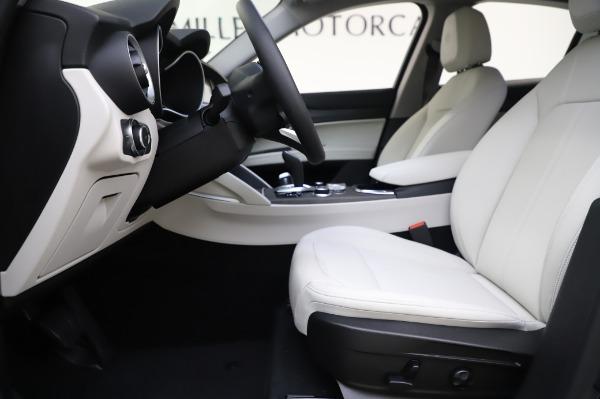 New 2020 Alfa Romeo Stelvio Ti Q4 for sale Sold at Alfa Romeo of Westport in Westport CT 06880 14