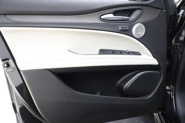 New 2020 Alfa Romeo Stelvio Ti Q4 for sale Sold at Alfa Romeo of Westport in Westport CT 06880 17